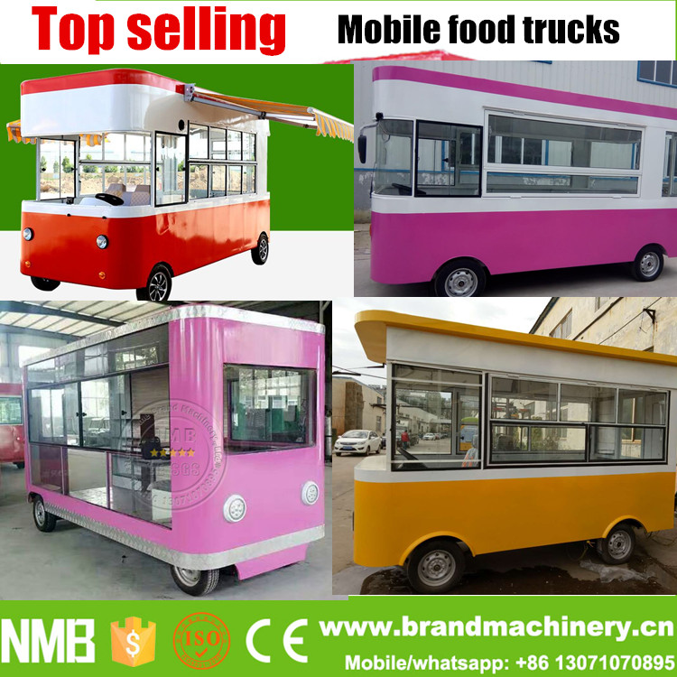 Pizza Oven Mobile Food Truck For Sale Australia Trailer Stainless Steel Carts