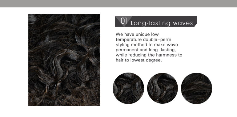 Dropshipping Donor Top Grade Extension Free Dying 100 Human Hair ...