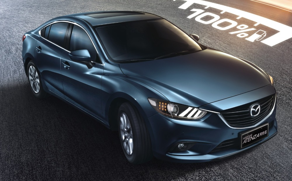 14-15 Mazda 6 Atenza Hid Bi- Xenon 3.0 Inch Mustang Type Led ...