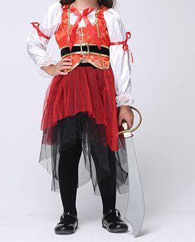 New Europe and the United States Halloween pirate costume for cosplay anime  children show children s wear 697ee757ce2b