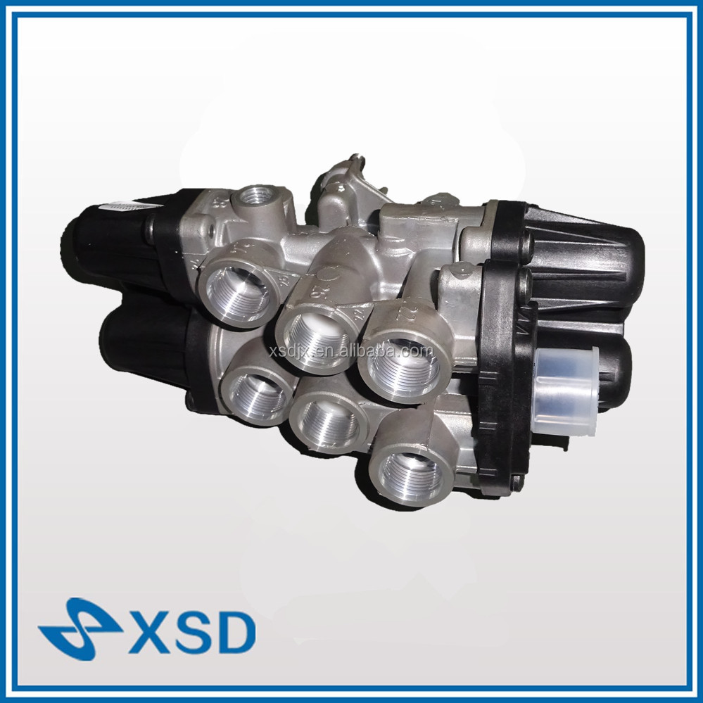 spare parts for mercedes benz actros 1846 multi-circuit protection valve