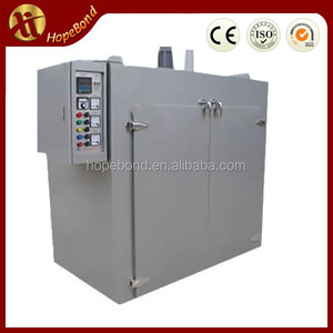 Hot air circle oven wood dryer machine