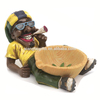 Hot Sale Jamaican Man Holding Resin Ashtray For Sale
