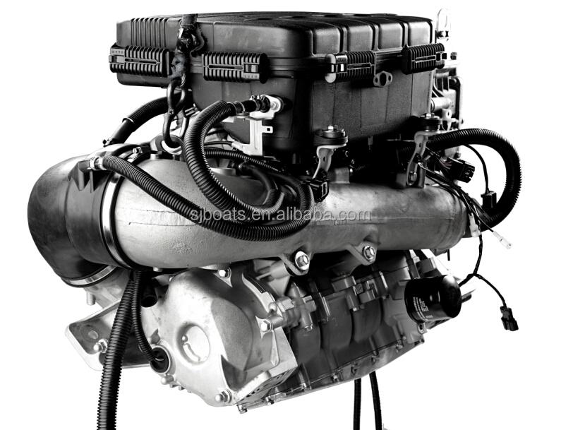 Hot Sanj 1100cc 4 Stroke Engine Motor Jet Ski Ski Boat Waverunner ...