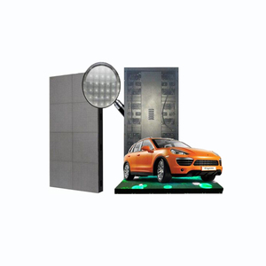 Auto show P5.2 Interactive led dance floor tile portable panel 500x1000 mm full color video display screen