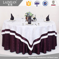 Dollar general table cloth table cover for hotel/party