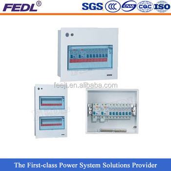 Xm Welcomed Electrical Mcb 3 Phase Power Distribution Box - Buy 3 ...