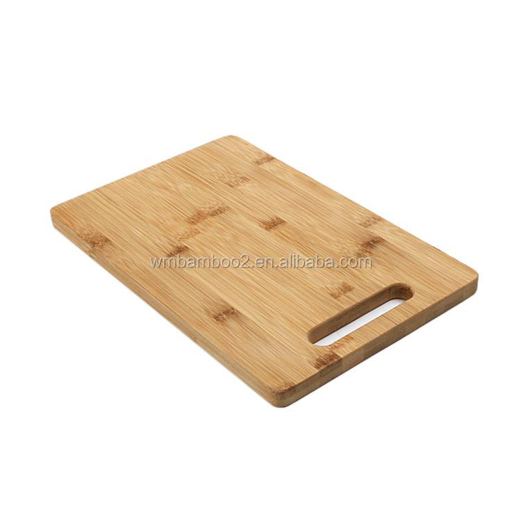 100 % natural Bamboo Cutting Board