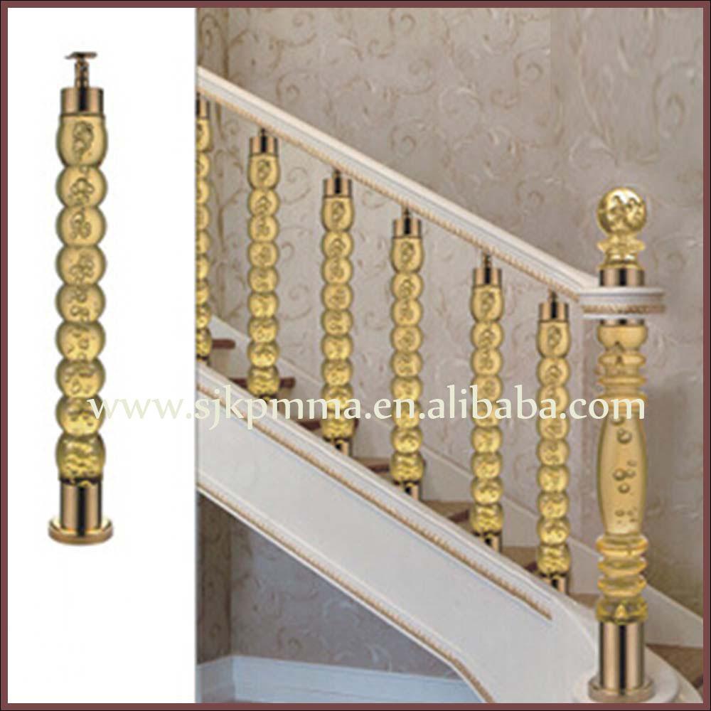 Acrylic Balustrade Clear Acrylic Wedding Columns Buy