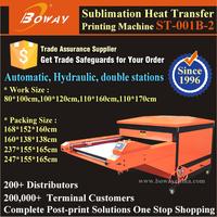 110*170cm Hydraulic Sublimation Heat Transfer T Shirt Printing Machine