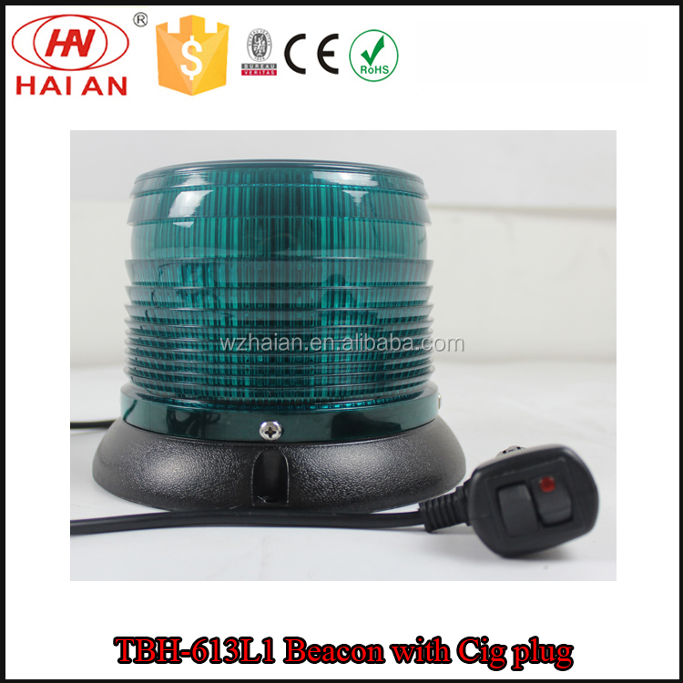 Green Flash LED Warning Becon light/Explosion-proof Visual Alarm Strobe Beacon/Emergency Advisor Signal beaconTBH-613L1