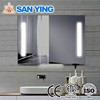Touch Screen Standard Bathroom Mirror Size