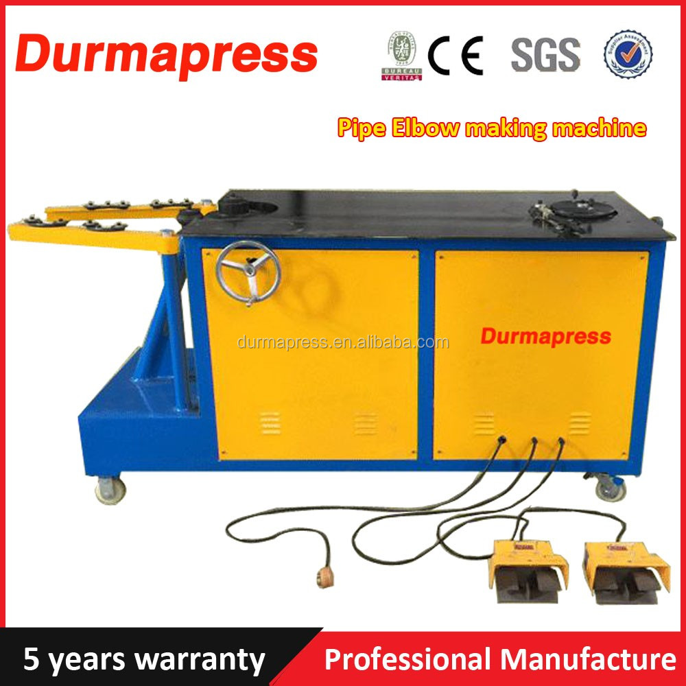 Click now and get a surprise Round duct Hydraulic Elbow making machine, round duct gorelocker from china