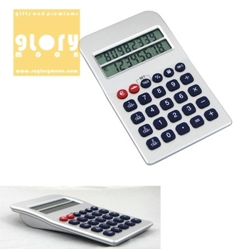 Euro currency exchange rate counting stationery calculator on sale.