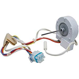 EXPWR60X10074 GE Evaporator Fan Motor with Sensor ( Replaces WR60X10074 AP3191003 197D4492G001 914169 AH304658 EA304658 PS304658 ) For General Electric, Hotpoint, RCA