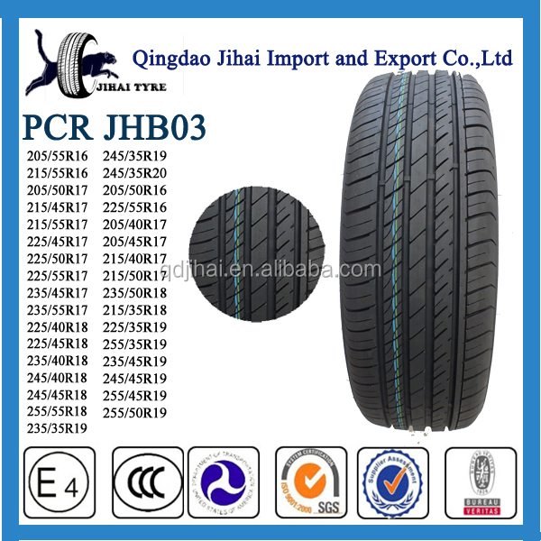 China Manufacturer 18 Inch Semi Steel Pcr Tyre 225/40r18,235/40r18 ...