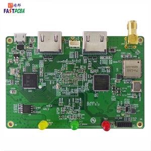 Customized dvr pcb high quality pcb circuit board with fr4 94v0 from china