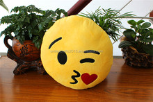 The most popular fashionable cute body pillow,face emoji cushion pillow