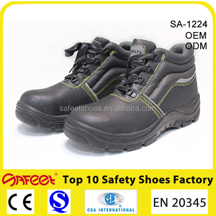 5ef15edd6a0 Most Comfortable Steel Toe Safety Shoes,Work Shoes Boots For Men Sa-1224 -  Buy Most Comfortable Steel Toe Shoes,Work Shoes Boots,Steel Toe Safety ...