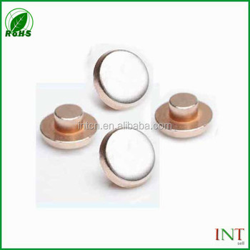 Iso Standard Electrical Appliance Parts Silver Tip Copper Rivets ...
