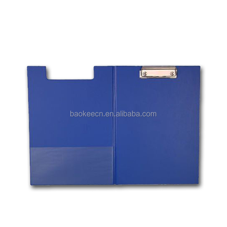 PVC Leather A4 Clipboard Folder (BLY8-1006WB)