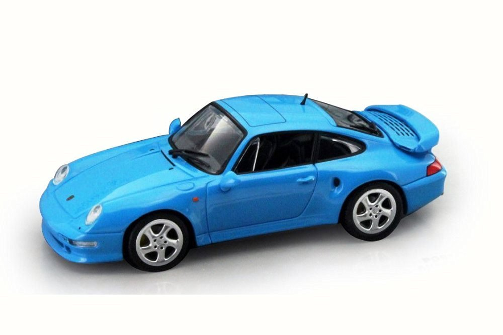 Buy 1996 Porsche 911 Turbo 993 Blue Road Signature 94219 1 43
