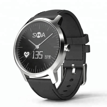New Products Round Screen Android Smart Watch Heart Rate Monitor Sport K88H Smart Watch