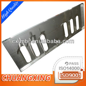 OEM sheet metal 304 stainless steel 2b finish CNC precision mould forming fabrication ceramics machinery door set component part