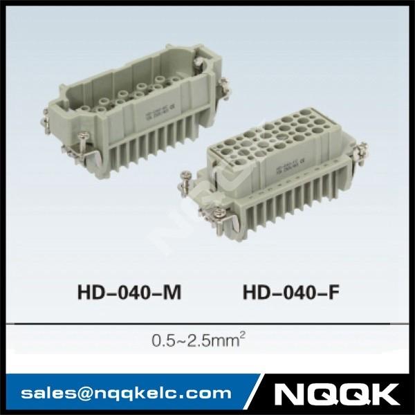 2 HD screw terminal 10A  40pin 40 pin insert heavy duty connector.jpg