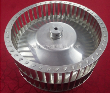 Ventilation Exhaust Blower Fan Wheel For Home Negative Ion