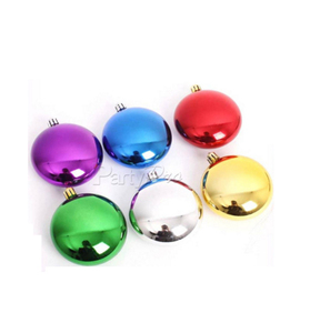 New Product Christmas Handing Ornament Colorful Balls Big Christmas Hanging Balls