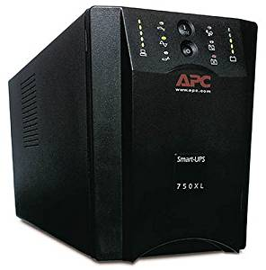 APC SUA750XL 750VA Extended Run 120V Line-int 8-Out USB Smart-UPS (Black) (Discontinued by Manufacturer)