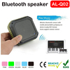 Hot Outdoor Sports Backpack Design Bluetooth waterproof mp3 speaker handsfree stereo speaker ball shaped s-bass hifi stereo