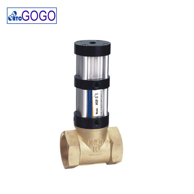 Cut-off type , return regulative , gate type , boost up type pneumatic control pipe valves