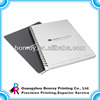 Printing PVC cover notebook