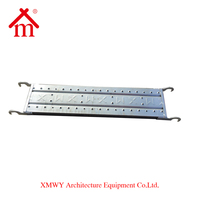 Q195 galvanized steel scaffolding catwalk planks for sale