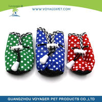 Lovoyager Multifunctional factory wholesales fabric dog boots