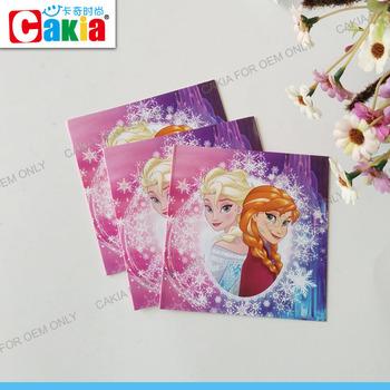 Fabulous 2017 Frozen Kids Happy Birthday Decorating Handmade 3D Birthday Birthday Cards Printable Benkemecafe Filternl