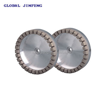 JFC001 Diamond Grinding wheel, glass machine accessory, diamond profile wheel