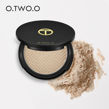 Best Cosmetics Waterproof Face Makeup Compact Powder Illumination Highlighter Powder