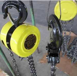 alibaba site 1 don construction lifting equipment pulley hsz chain block