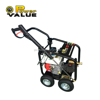 Gasoline Multi High Pressure Washer Automatic Car Wash Equipment