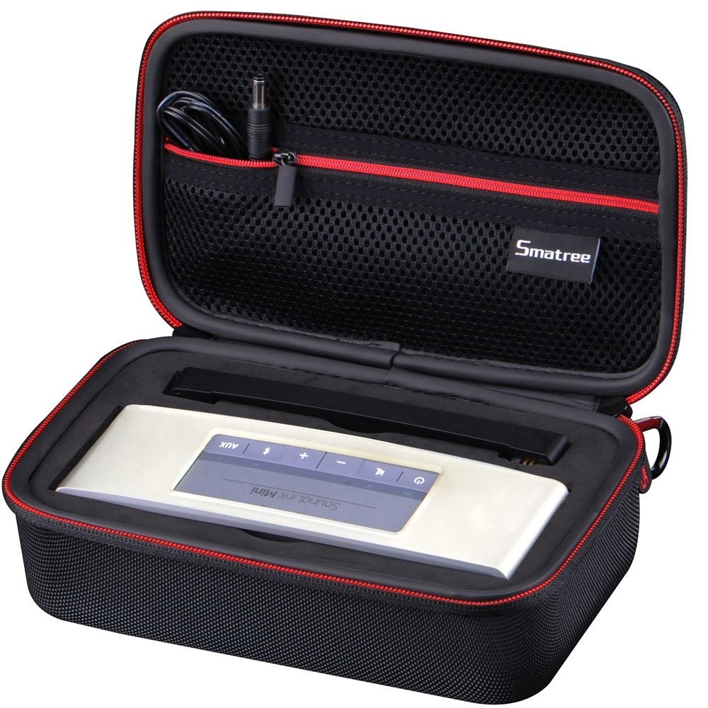 Smatree Compact Case B160s for Bo se Sound link Mini Wireless Bluetooth Speaker(8.2 x 4.7x 3.1inches)Carrying Case for Travel