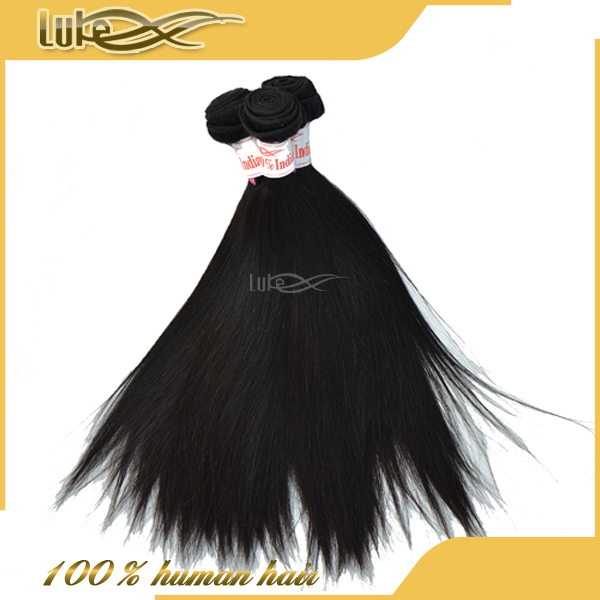 Promotional 100% natural virgin remy velvet indian human hair weaving with cheap factory price