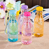 Food grade PC clear plastic soda beverage bottle plastic sports bottle