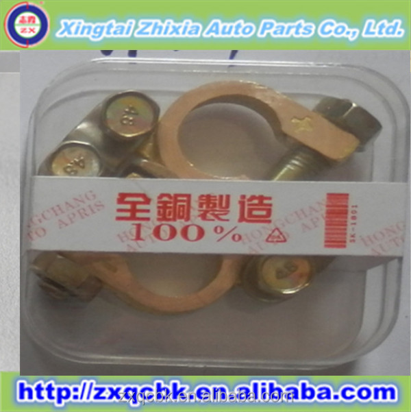 Car Side Post Top Post Lead Brass Battery Terminal