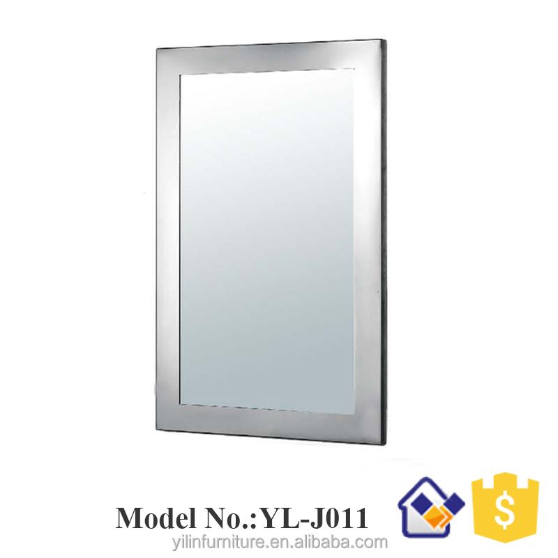 Venta al por mayor espejo marco acero inoxidable-Compre online los ...