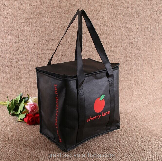Promotional fruit protection picking insulated cooler bag