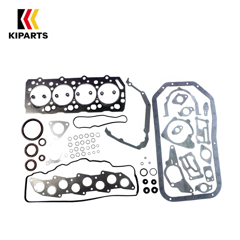 Car Auto Parts Engine Full Gasket Set For Mitsubishi Pajero Delica Montero L200 L300 Shogun Mitsubishi 4D56T 2.5D 2.5TD VRS