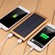 Hot Sale wallet power bank table solar charger
